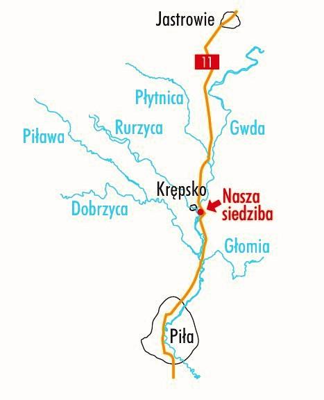 kajaki Piława