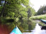 Spływy kajakowe Piława