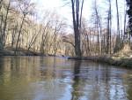 Spływy kajakowe Dobrzycą